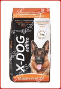 X-Dog Adulto Vainilla 25kg Image