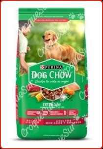 Dog Chow Adulto 25 kgs. Image