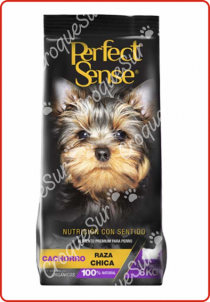Perfect Sense Cachorro Raza Chica 8 kg Image