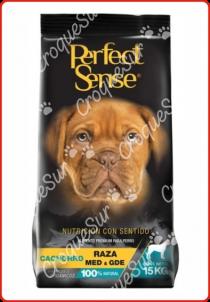 Perfect Sense Cachorro Raza Mediana y Grande 15 kg Image