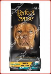Perfect Sense Cachorro Raza Mediana y Grande 8 kg Image