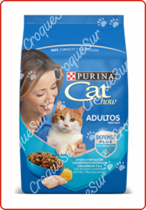 Cat Chow Adulto 20 kgs. Image
